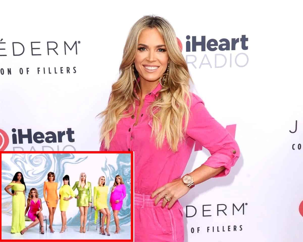 "RHOBH's Teddi Mellencamp Seemingly Takes Credit for Ratings With Post About ""Securing Her Diamond"" and Explains Why She Looks Like a ""Mean Girl"" on the Show, Plus Reveals How Non-Bravo Friends Handled Baby Shower and Talks Denise Richards Relationship"