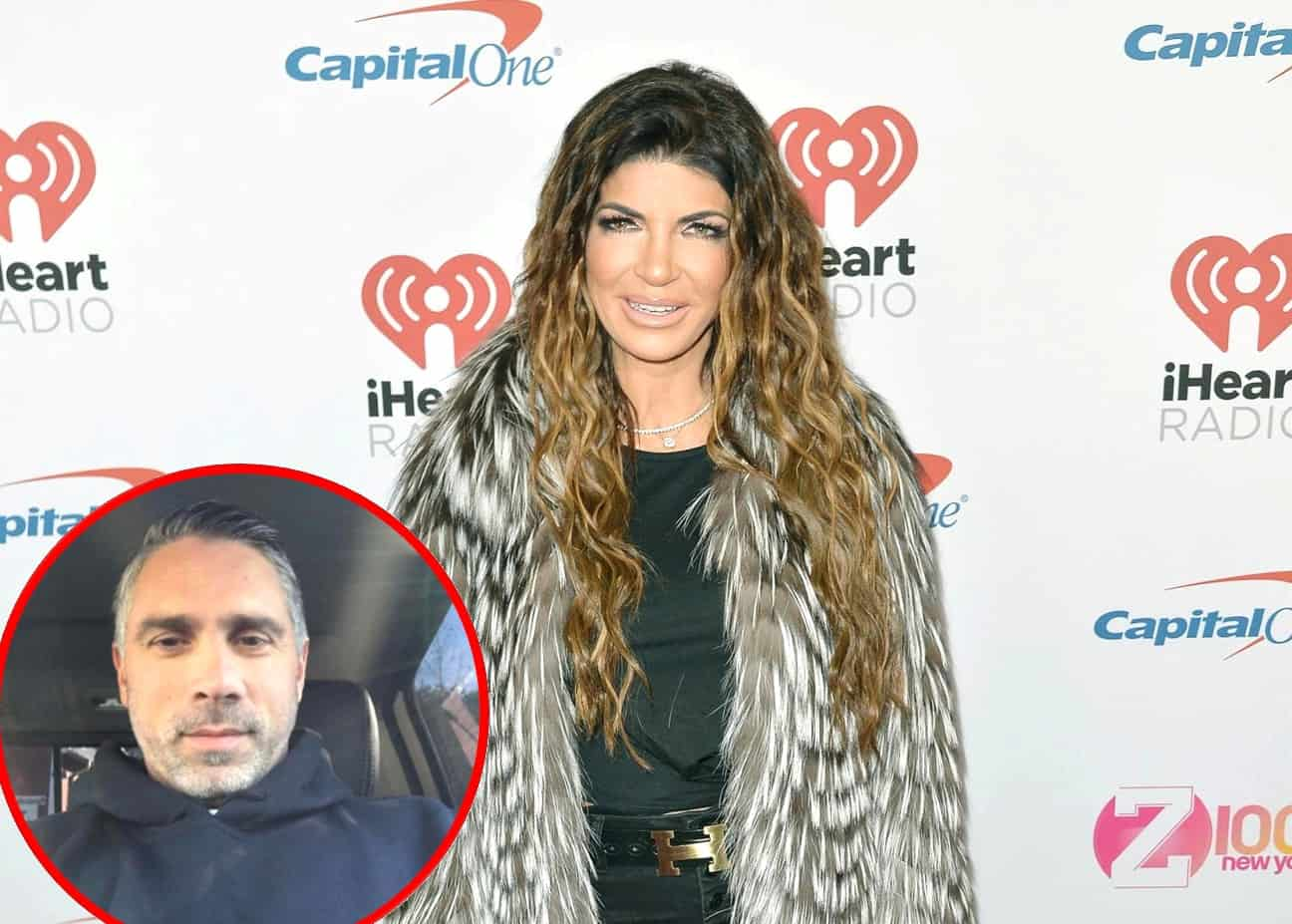 Teresa Giudice Spotted Out with Ex Anthony Delorenzo 'Talking and Laughing' as Sources Report His Appearance on Next Season of RHONJ