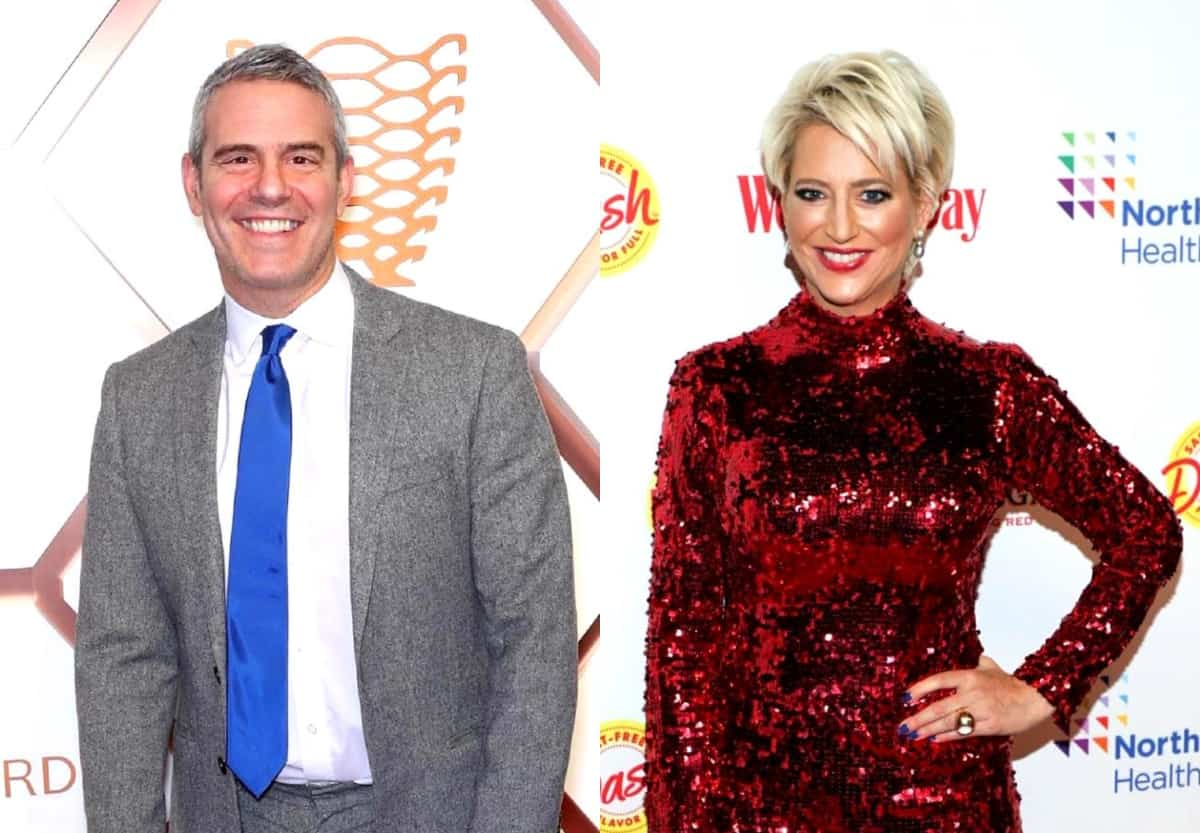 Andy Cohen Suggests This Reunion Comment Led to Dorinda Medley's Departure From RHONY, Plus He Implies Her Exit Might Be Temporary