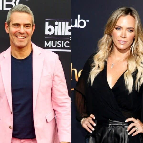"Andy Cohen Addresses if Teddi Mellencamp's Business Led to Exit From RHOBH as He Reacts to Her Departure, Plus He Applauds Her ""No BS"" Exit Announcement"
