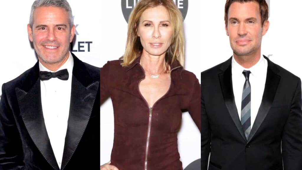 """Andy Cohen Talks Fallout With """"Angry"""" Carole Radziwill and Explains How Jeff Lewis """"Betrayed [His] Trust,"""" Plus Who Does He Think Are the Richest Real Housewives?"""