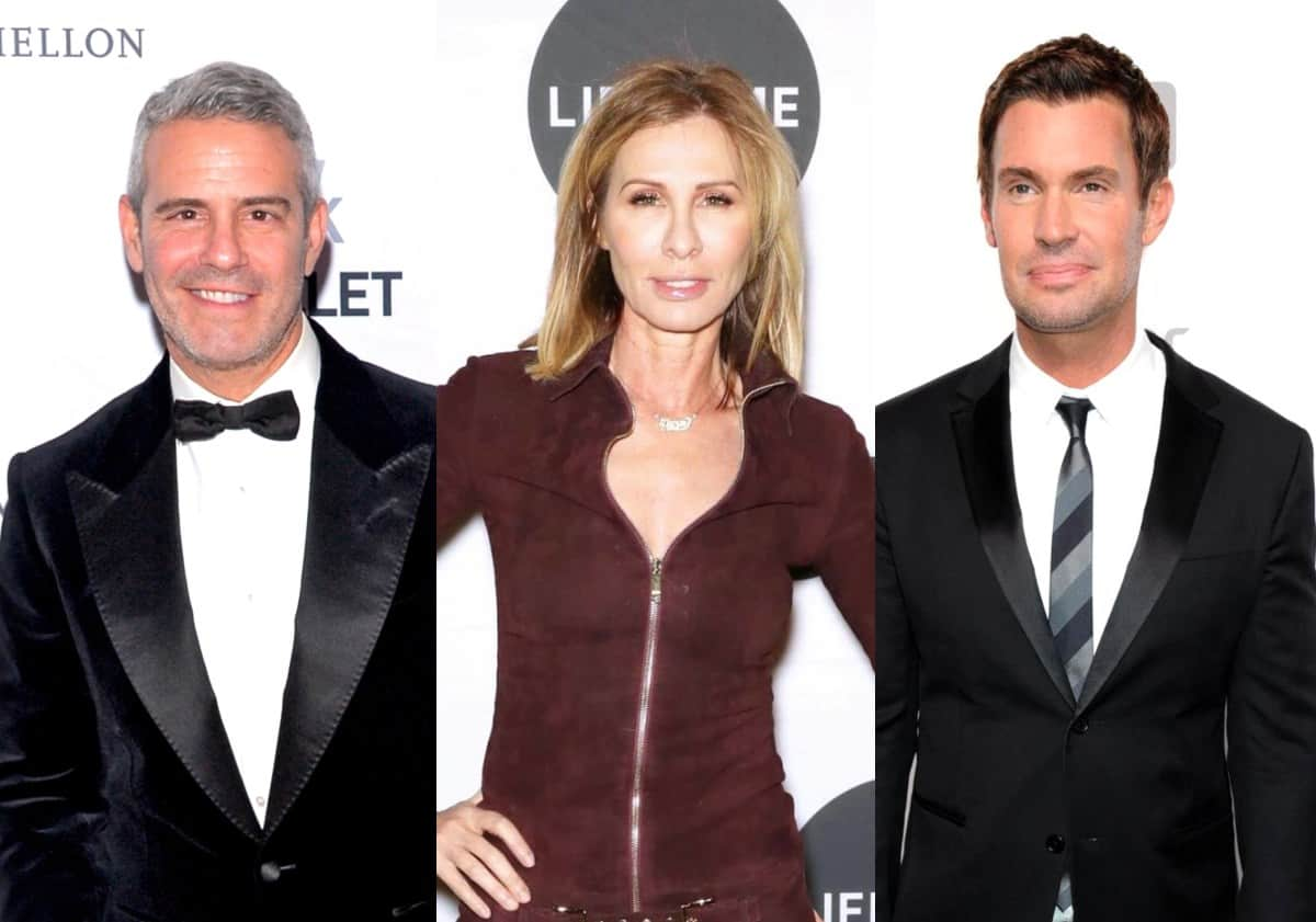 "Andy Cohen Talks Fallout With ""Angry"" Carole Radziwill and Explains How Jeff Lewis ""Betrayed [His] Trust,"" Plus Who Does He Think Are the Richest Real Housewives?"