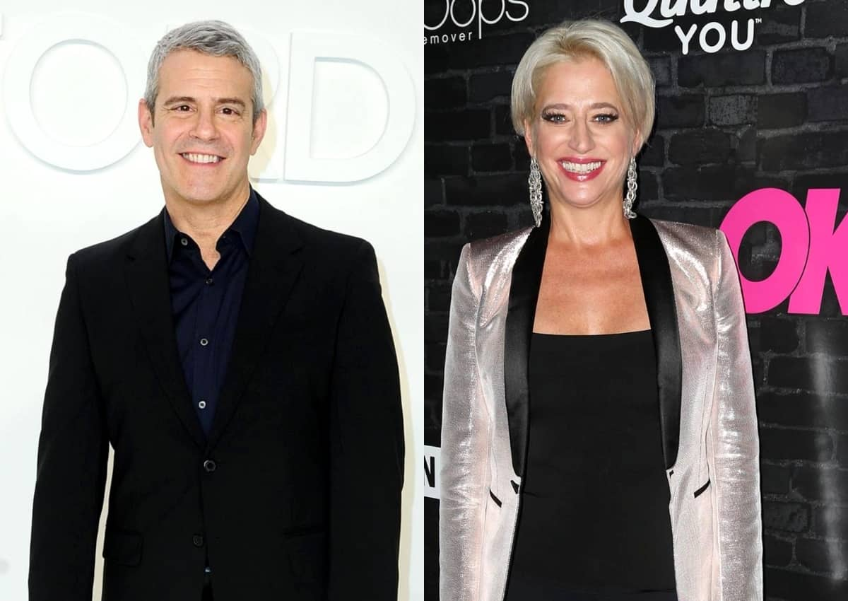 Andy Cohen Denies 'Turkey Baster' Comment Lead to Dorinda Medley Firing, Plus Dorinda Spends Time With Bethenny Frankel Amid RHONY Exit Drama