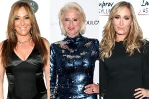 "Ex-RHONY Star Barbara Kavovit Claims Dorinda Medley's Alleged Firing is ""Karma,"" Slams Sonja Morgan for Not Being a ""Friendly Person,"" and Admits to Being Annoyed With Ramona Singer, Plus Talks Newbie Leah McSweeney"