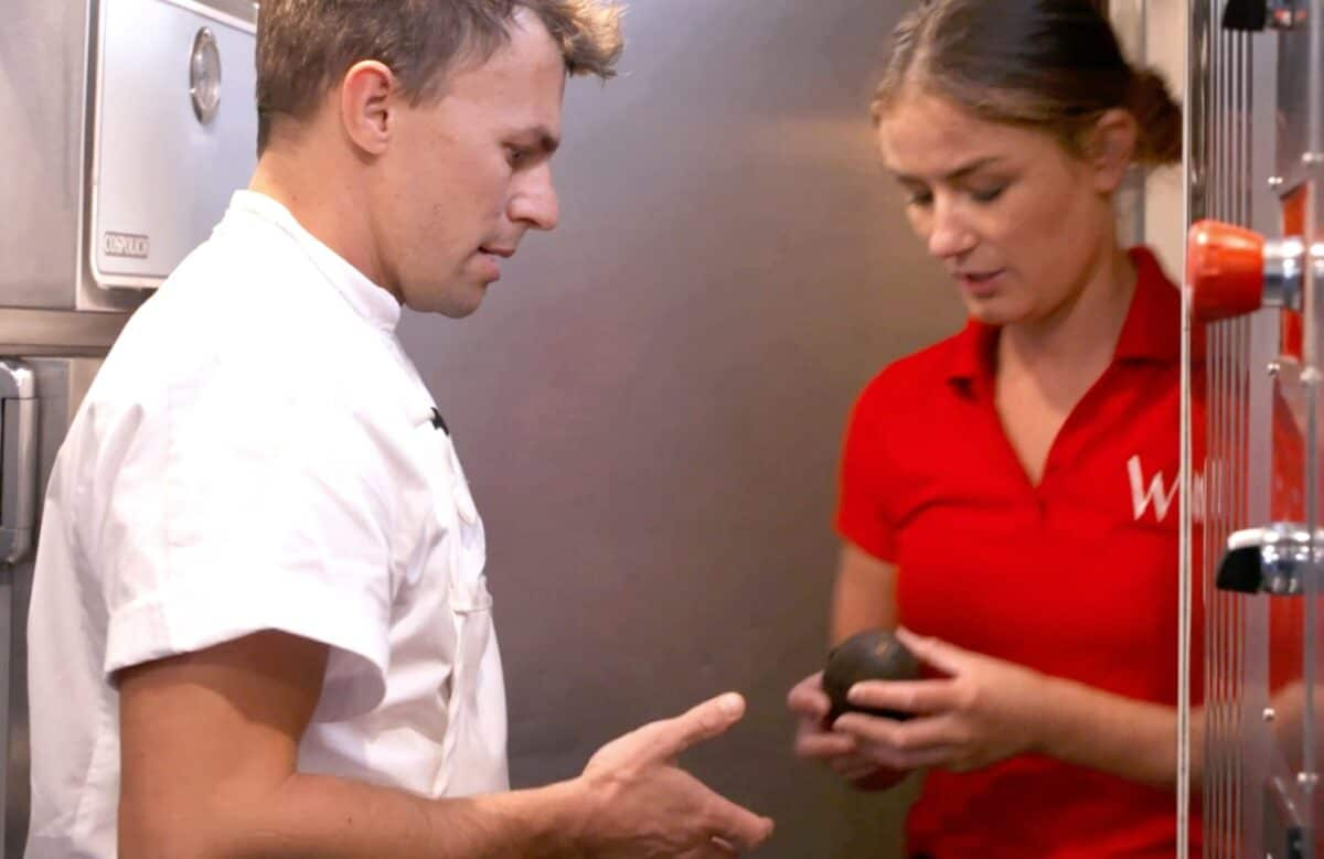 Below Deck Mediterranean Recap: Rob and Jess Make Up, For Now; Plus Tom Flips out on Aesha