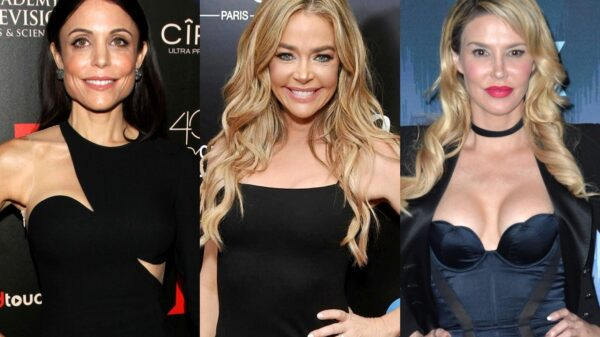 """Bethenny Frankel Clarifies """"Garbage"""" Comment About Denise Richards' Drama With Brandi Glanville on RHOBH After Causing a Stir by Sharing a Caroline Manzo Quote, Plus Brandi Responds"""