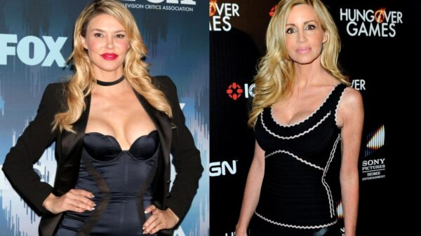 "RHOBH's Brandi Glanville Slams Camille Grammer in Twitter Rant, Accuses Her of Being ""Bitter"" and Spending ""Unearned Alimony"""