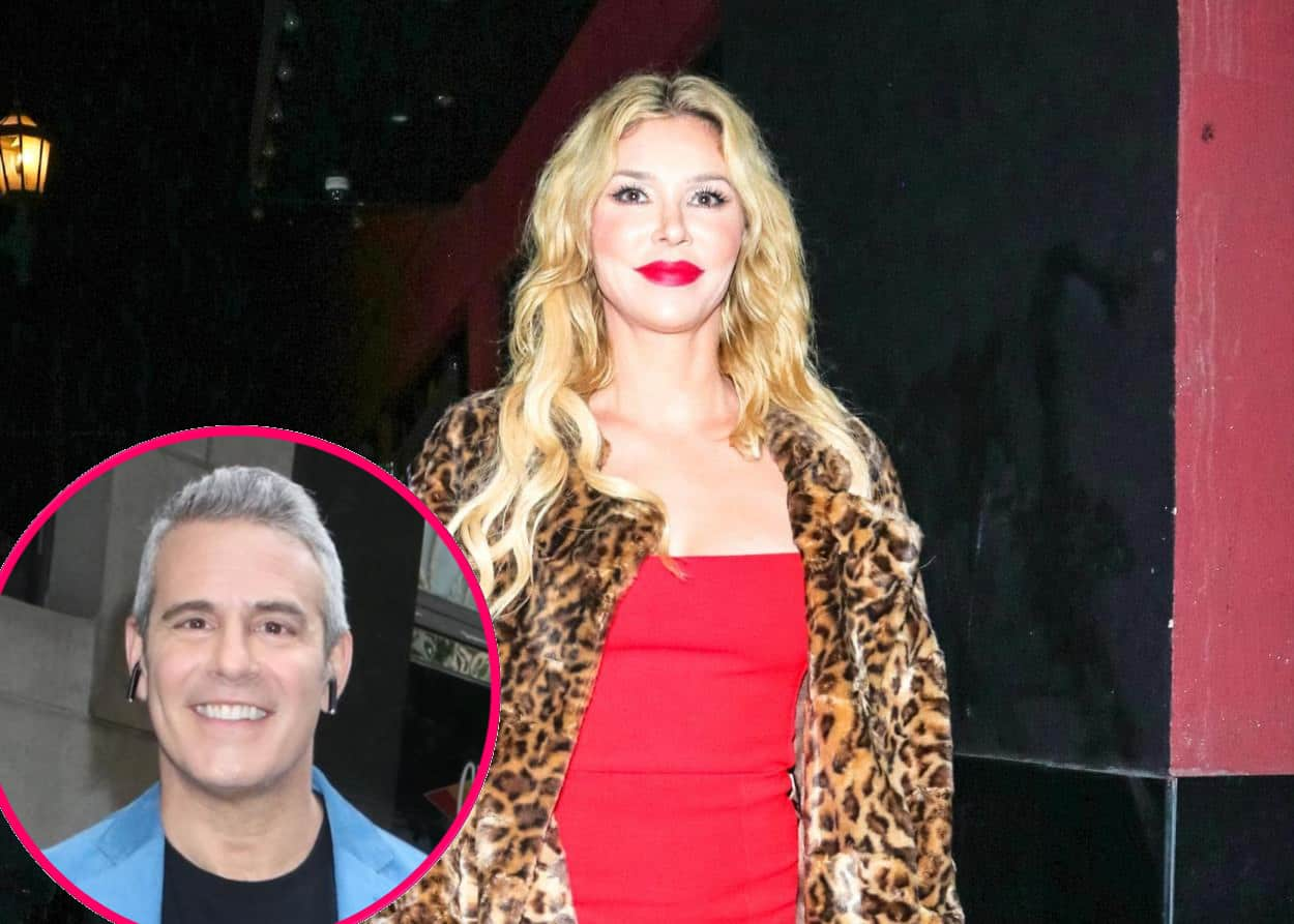 """Brandi Glanville Claps Back at Claim She Had Sons Beg Andy Cohen for Her Job Back on RHOBH, Says They Believe She Was """"Used"""" for Ratings and """"Underpaid"""""""