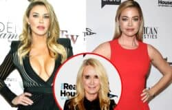 """Brandi Glanville Implies She Has Secret Audio of Denise Richards and Claims RHOBH Star is Threatening Legal Action Over Recording That Would """"Set [Her] Free,"""" Plus She Alleges Kim Richards Has Been Missing for Three Weeks"""