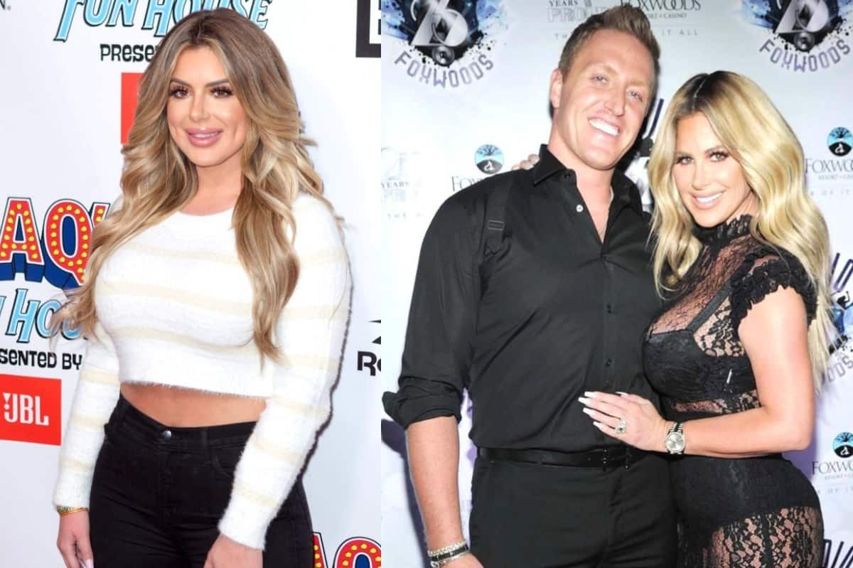 Brielle Biermann is Criticized For Sitting on Stepdad Kroy's Lap For His Birthday Celebration, See How the Don't Be Tardy Star is Shutting Down Haters, Plus Kim Zolciak's Sweet Birthday Message