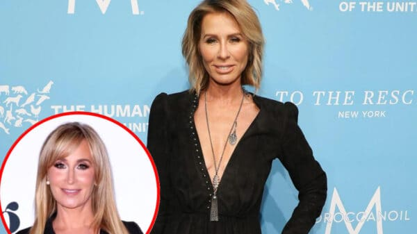 Carole Radziwill Says Sonja Morgan's Toaster Oven Was a 'Fake Storyline' For RHONY, Plus She Dishes on Which Costars Were Putting on a Show For Cameras, and Live Viewing Thread!