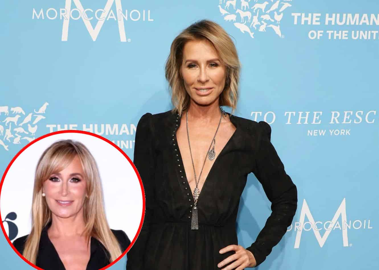 "Carole Radziwell Claims Sonja Morgan's Toaster Oven Venture Was 'Fake Storyline' For RHONY, Plus She Says Sonja, Luann, Bethenny, and Kristen Taekman All Wanted to be ""Actresses"" and Knew How to 'Entertain' For the Show and Admits She Stayed on For the Money"