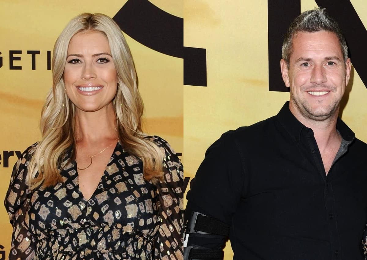 """Flip or Flop's Christina Anstead Admits She Never Thought She'd Have Two Divorces and Two """"Baby Daddies"""" as Estranged Husband Ant Reveals He Never """"Gave Up"""" on Their Marriage and Confirms Their Breakup Was """"Christina's Decision"""""""