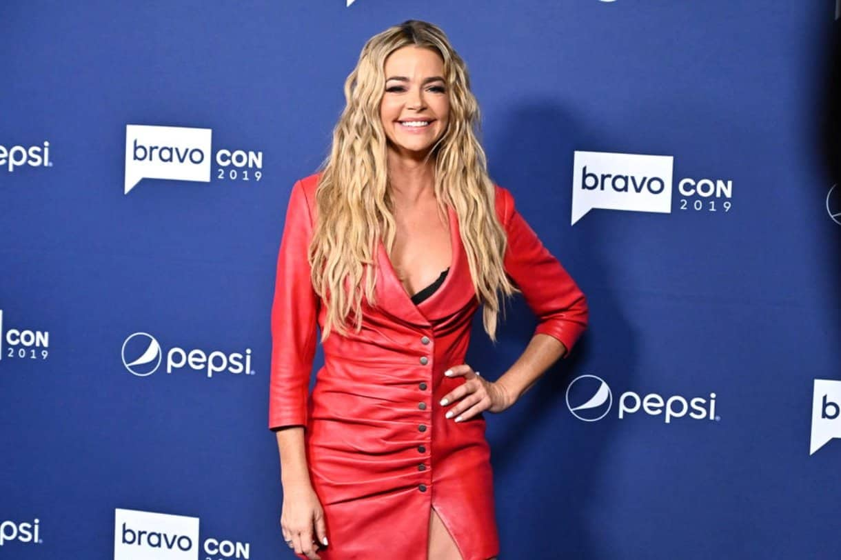 """The Real Reason Denise Richards Yelled 'Bravo, F--king Bravo' During Kyle Fight is Revealed as RHOBH Producer Furiously Tells Her to """"Get Back to Reality"""""""