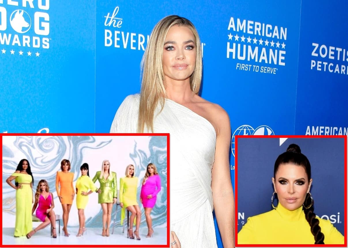 "Denise Richards Reveals How She's Getting ""Revenge"" on RHOBH 'Mean Girls' Costars as Lisa Rinna Responds to Ongoing Backlash From Fans"