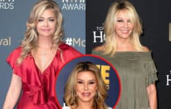 "REPORT: Denise Richards Denies Sending Heather Locklear a 'Cease and Desist,' Suspects Brandi Lied About Being in Contact With Heather Amid ""Very False Claims,"" and Has No Regrets About Quitting RHOBH"