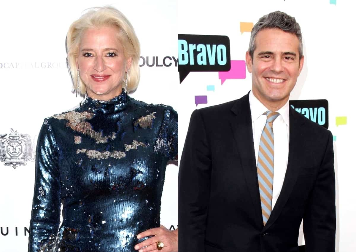 "REPORT: Dorinda Medley ""Offended"" Andy Cohen and Sealed Her Fate on RHONY With ""Turkey Baster"" Diss, Plus Insider Addresses Rumors of a Return"