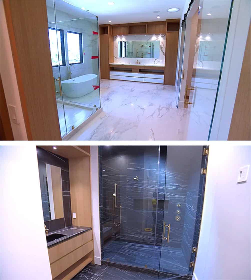 Dorit Home Photos Master Bathroom