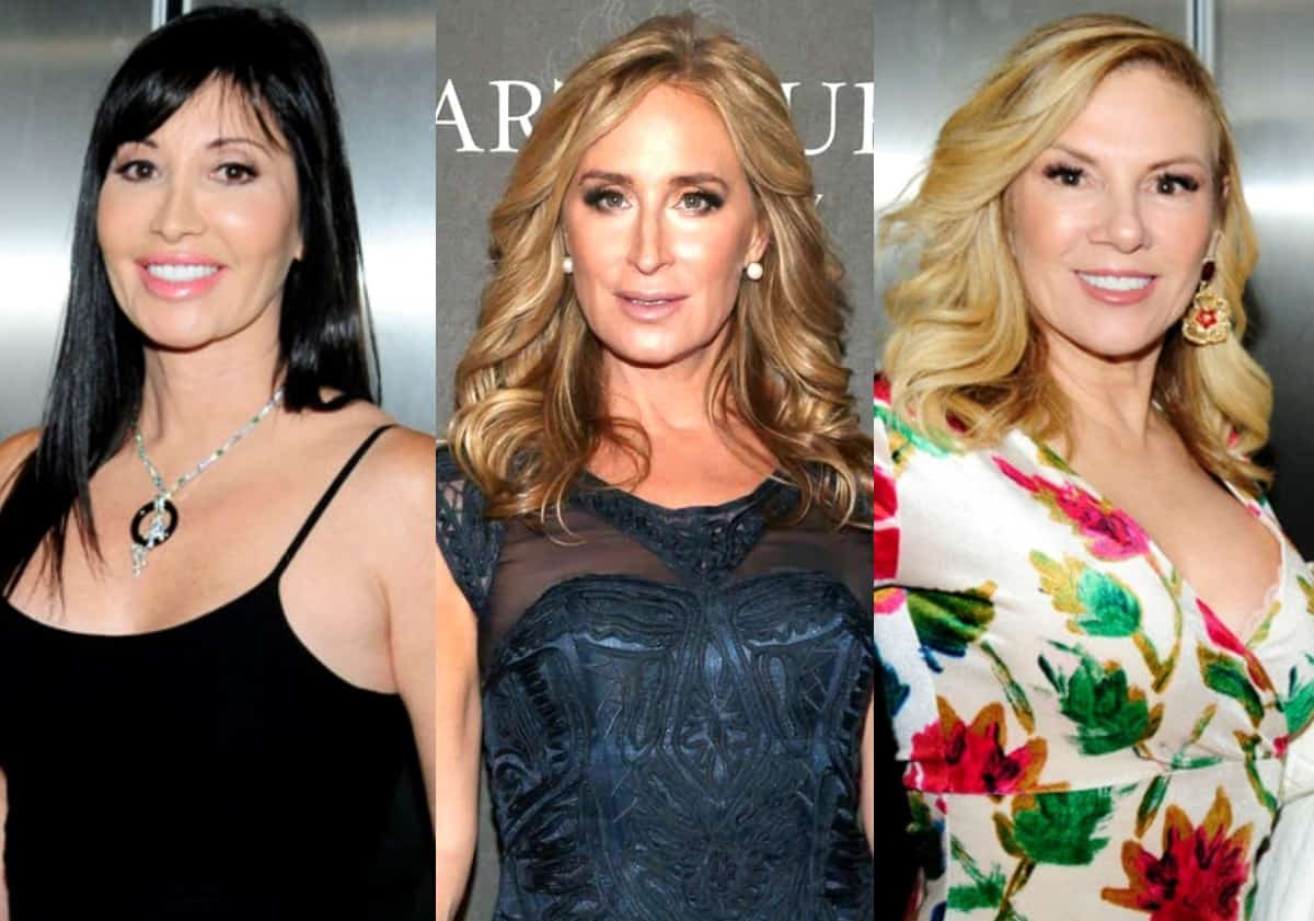 "RHONY's Elyse Slaine Leaks Texts From Sonja Morgan, Accuses Ramona Singer of Being a Backstabber and Trash-Talking Her Costars and ""50 Best Friends"""