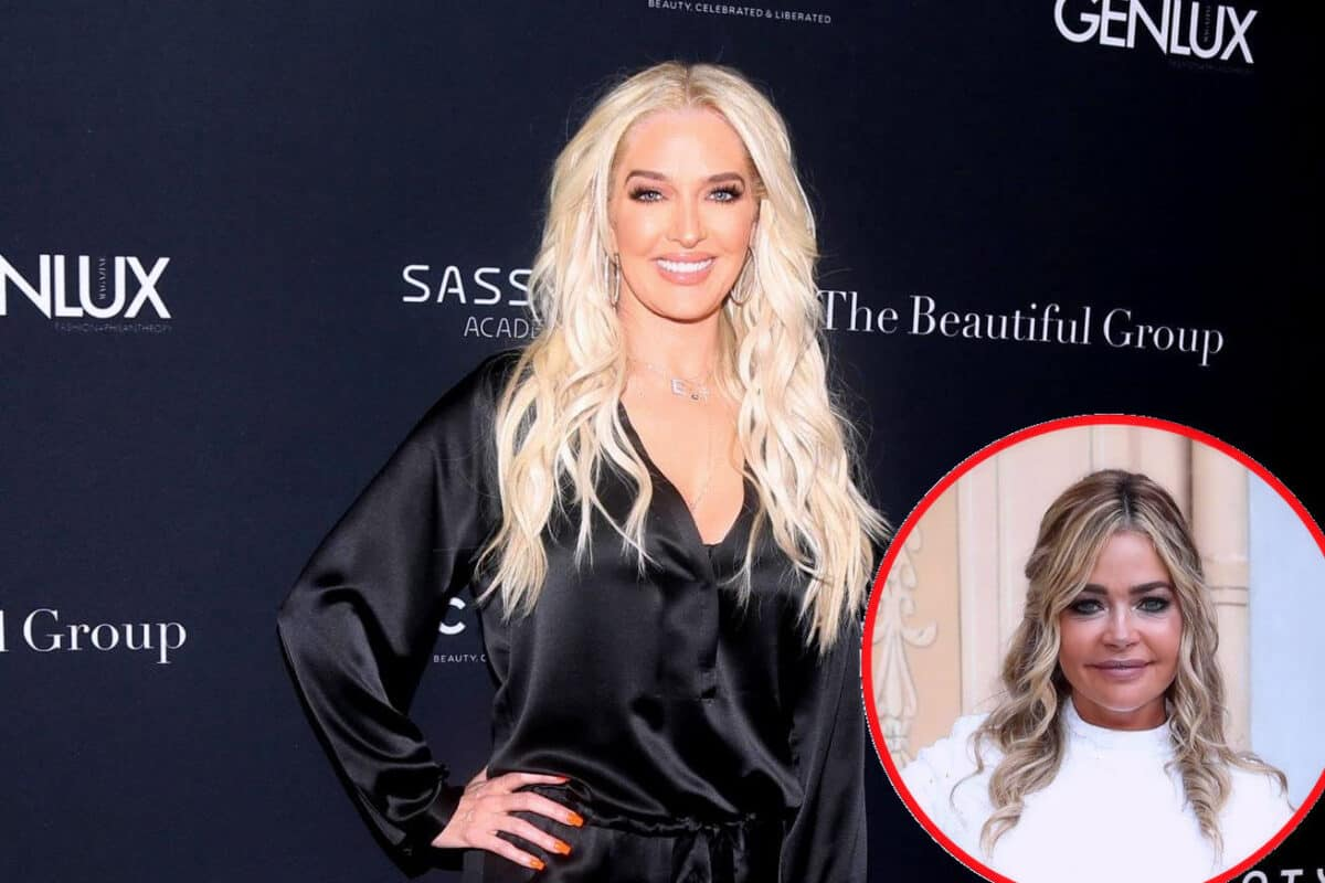 "Erika Jayne Reveals the ""Most Frustrating Part"" of RHOBH This Season and Who She Wants to Replace Denise Richards as She Reacts to Her Exit"