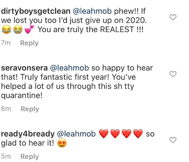 Fans React to Leah McSweeney's Return to RHONY