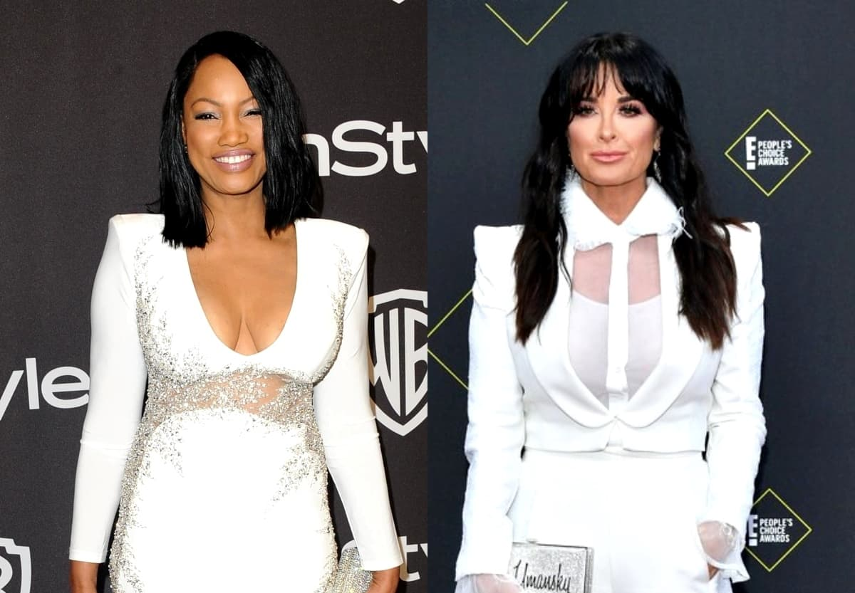 "'RHOBH' Garcelle Beauvais Says Kyle Richards is ""Full of S--t"" After Kyle Claims She Reached Out to Garcelle ""Multiple Times"" to Collect Charity Donation and Suggests She Made Bid ""for the Camera"""