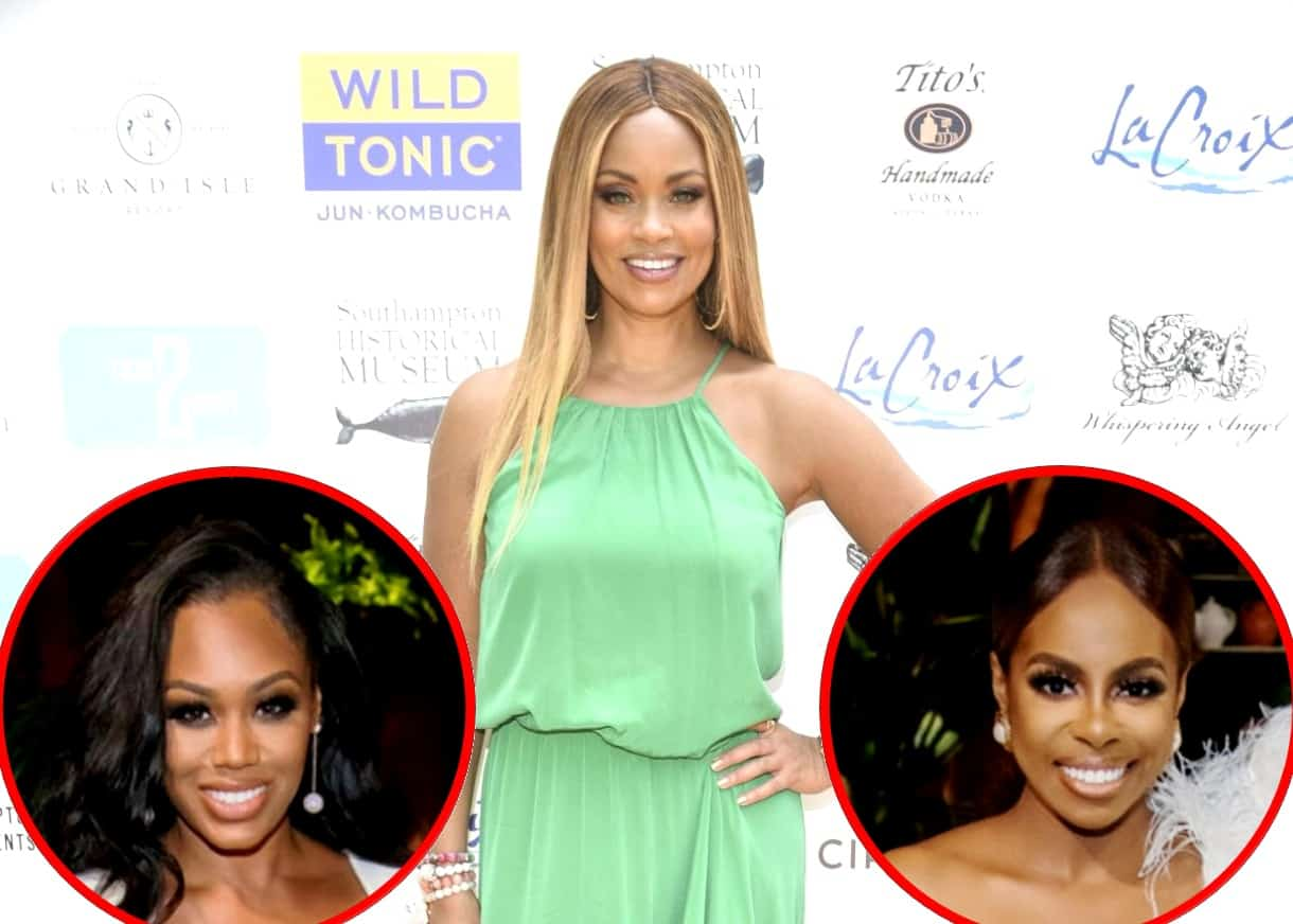 RHOP's Gizelle Bryant Talks 'Unnecessary' Candiace and Monique Altercation, Implies Monique Being at Fault For Fight, Plus She Calls Out Karen Huger For Treatment of Wendy Osefo and Disses Her Housewarming Party