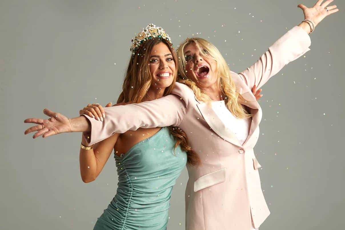"Ex RHOC Star Lydia McLaughlin Launches New Bravo Show With Mom Judy Sterling, Check Out a Sneak Peek at Glitter Town as the Ladies Embark on ""Random Nonsense"" and ""Ridiculously Silly Fun"""