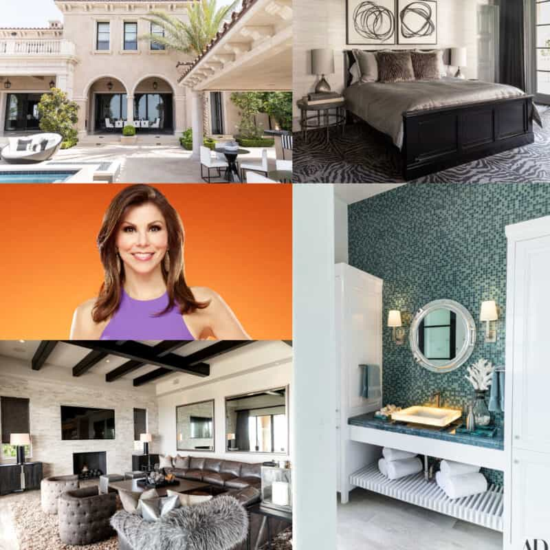 RHOC Heather Dubrow House Collage