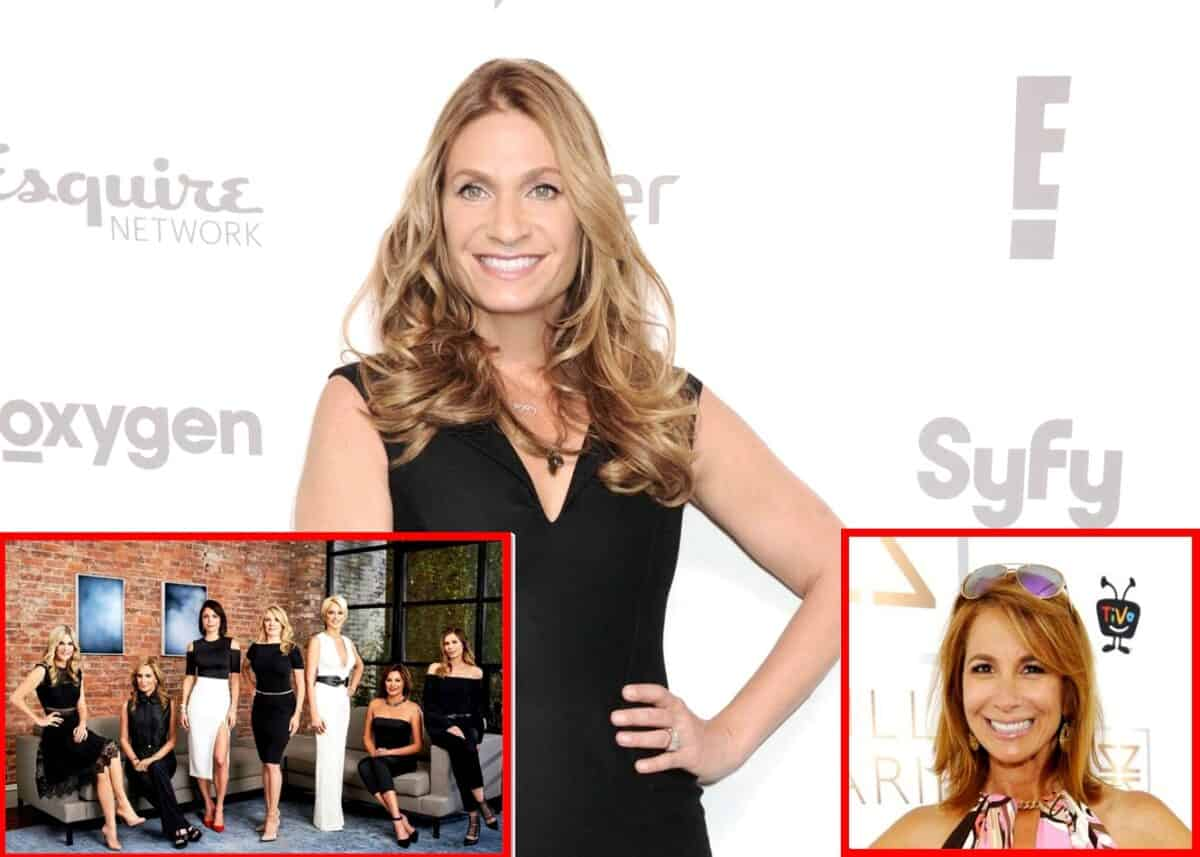 """Heather Thomson Reveals Which RHONY Housewives Called the Press the Most, Fires Back at Jill Zarin for Suggesting Fans Got the """"Short End of the Stick"""" When She Joined the Show and Shades Sonja as the """"Worst Tipper"""""""