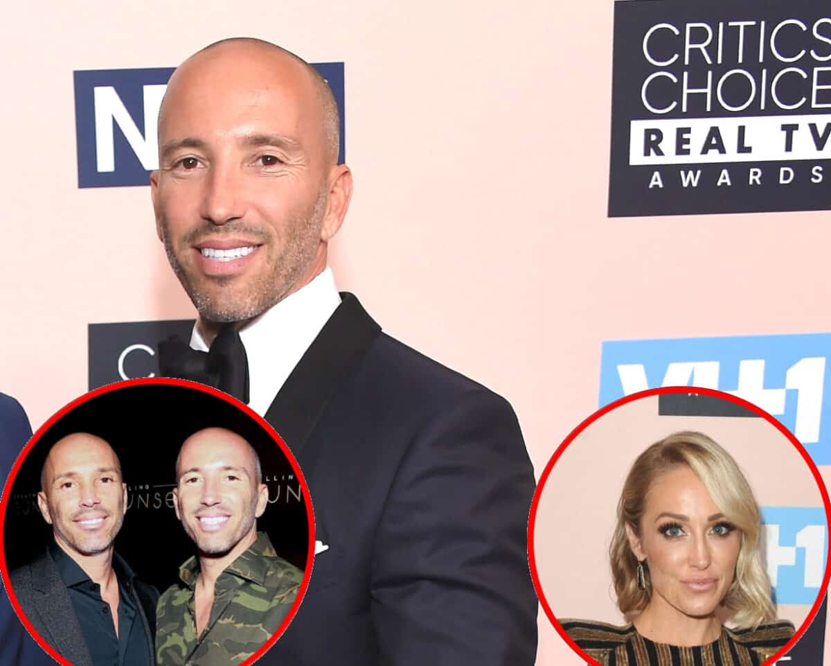 """EXCLUSIVE: Selling Sunset's Jason Oppenheim Sets the Record Straight About His Brother Leaving Their Firm and Talks Spinoff Rumors, Plus Explains """"Favoritism"""" of Mary, Addresses Potential Million Dollar Listing Jealousy and Dishes on Season Four"""