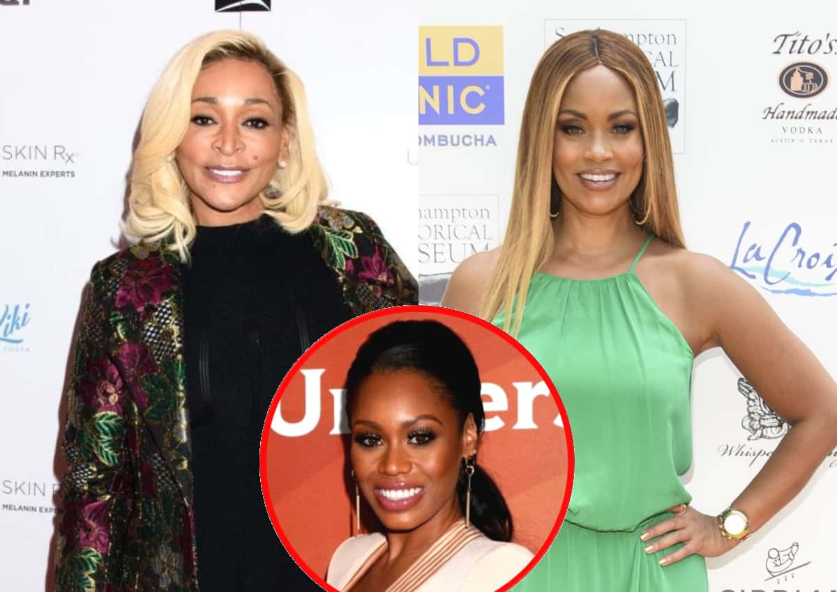 "RHOP's Karen Huger Accuses Gizelle Bryant of Being Behind the Monique Samuels Affair Rumors and Attempting to ""Tear Down Families,"" Plus Reveals How Ashley Darby Surprised Her, Addresses Marriage Drama, and Reacts to Monique's Fight With Candiace Dillard"