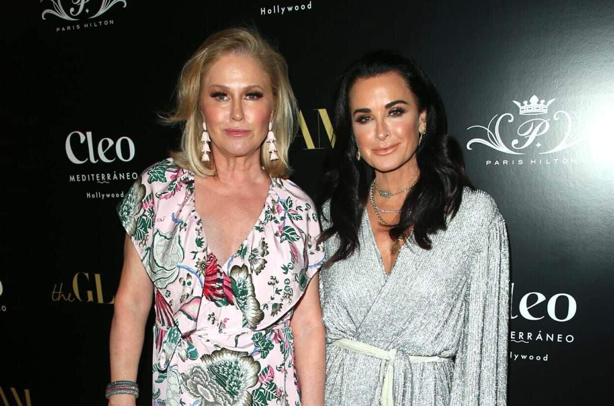 """REPORT: Kathy Hilton in Talks to Appear on RHOBH Season 11 and is """"Definitely Interested"""" After Bravo Offered Her Role, What Has Sister Kyle Richards Said About the Possibility?"""