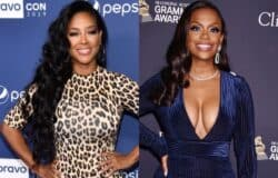 "RHOA's Kenya Moore Fires Back at Kandi Burruss and Don Juan For Insinuating She Didn't Give to Kandi's Charity, Says She Gave ""More Than $5000,"" Plus She Defends Bringing Daughter on Cast Trip"