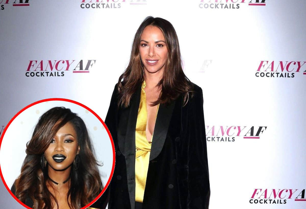 """Kristen Doute Claims She Wasn't Fired From Vanderpump Rules and Insists She Never Turned Faith Stowers in to Police or Put Her in """"Harm's Way,"""" Says She's Sick of Rumors"""