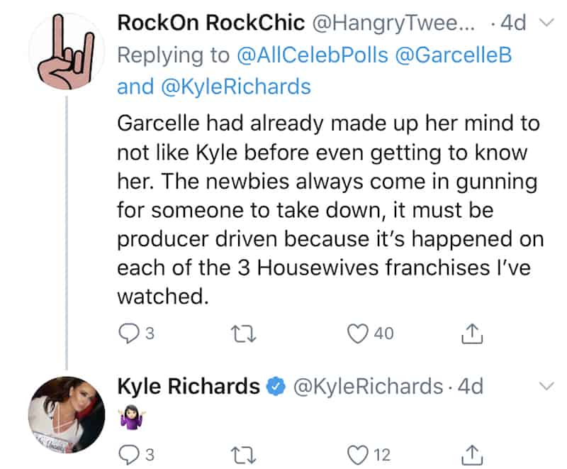 RHOBH Kyle Richards Agrees Garcelle Beauvais Was Gunning to Take Her Down