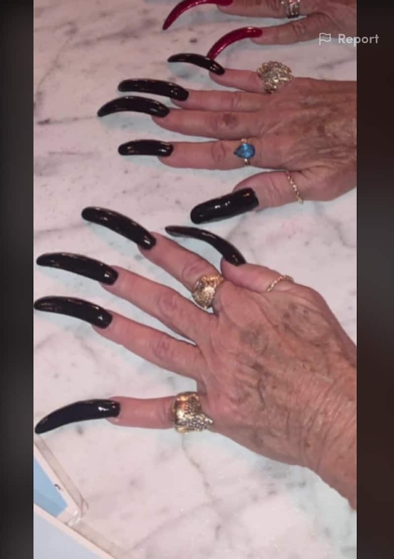 RHOBH Kyle Richards' Stolen Ring Supposedly Seen on TikTok Grandma's Hands