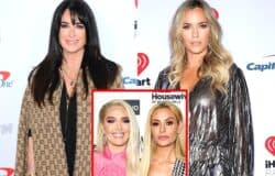 """Kyle Richards Slams """"Ridiculous"""" RHOBH Costars for Bringing Glam Teams on Girls' Trips as Teddi Mellencamp Explains Why It's Not Good for the Show, Plus Dorit and Erika Defend Themselves Against Criticism"""