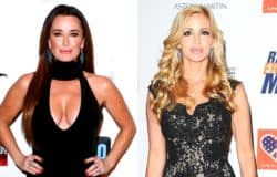 """Kyle Richards Claims Camille Grammer Wasn't Asked to Return to RHOBH Next Season and Explains Why as Fan Suggests She is a """"Behind-the-Scenes Producer,"""" Plus Live Viewing Thread!"""