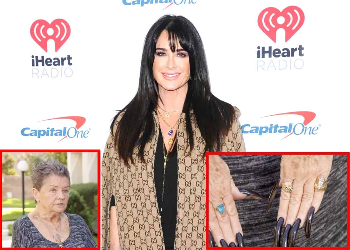 "Woman Accused of Wearing RHOBH Star Kyle Richards' Stolen Ring Speaks Out Against Accusations and Demands Apology: ""I Don't Deserve This"""