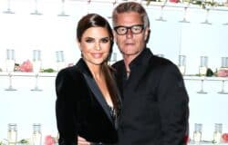 RHOBH's Lisa Rinna Reacts to Harry Hamlin Cheating Rumors After He's Accused of Having an Affair With a Woman Named Patricia