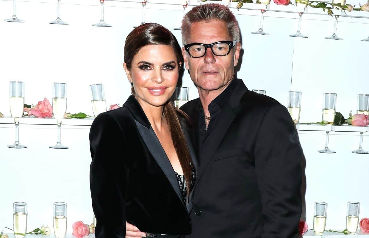 RHOBH's Lisa Rinna Reacts to Harry Hamlin Cheating Rumors After He's Accused of Having an Affair With a Woman Named Patricia, Plus Southern Charm's Patricia Altschul Jokes She's the Mystery Woman