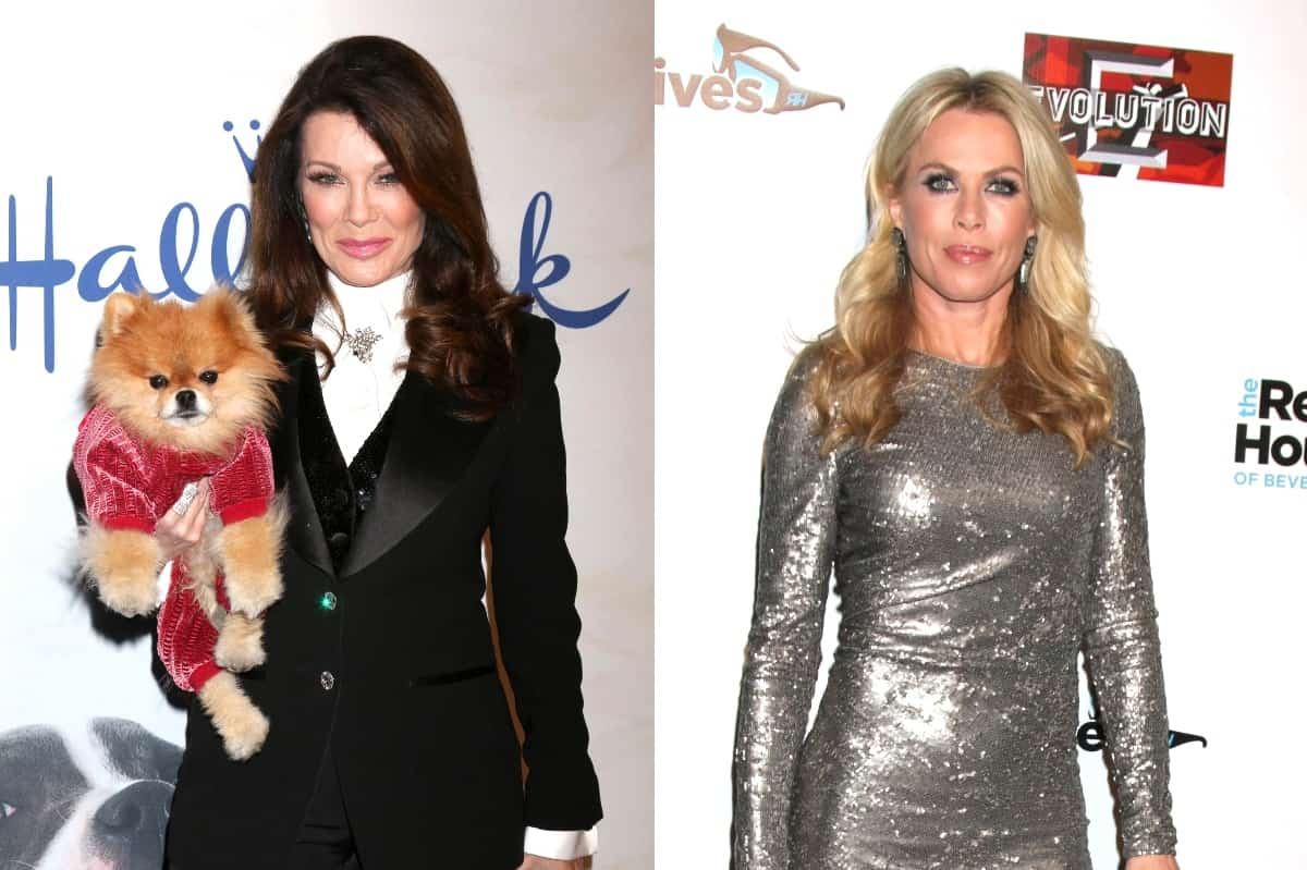 "RHOBH's Lisa Vanderpump Slams Kathryn Edwards for ""Denigrating"" Her and Spewing ""Nonsense"" After She Suggested LVP Attempted to ""Produce"" and ""Control"" Storylines and Said She Tried to Save Face Before Quitting"