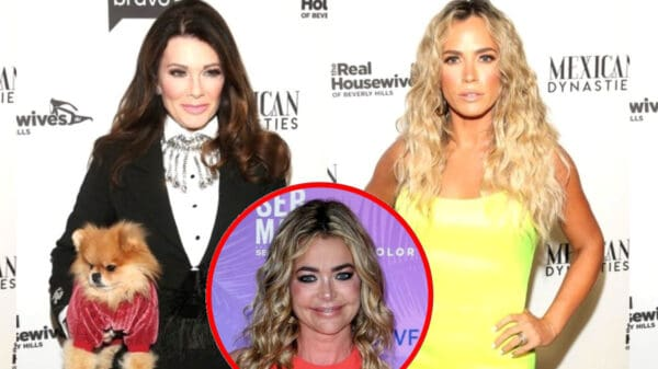 "Lisa Vanderpump Disses Teddi Mellencamp Over Her Alleged Firing From RHOBH, Says Denise's Exit is ""Unfortunate"" and Explains What May Have ""Hurt Her"" on the Show"