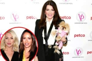 "Ex-RHOBH Star Lisa Vanderpump Denies Being ""Broke"" But Admits Things Have Been ""Difficult"" Due to the COVID-19 Pandemic, Plus Reacts to Backlash After Saying She Didn't Agree With Bravo's Decision to Fire Stassi Schroeder and Kristen Doute From Pump Rules"