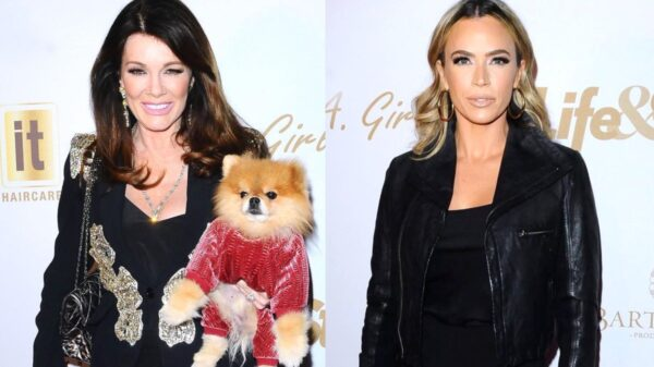 Lisa Vanderpump Shades Teddi Mellencamp Again After She's Fired Plus the Ex RHOBH Star Reacts to Fan Calling for the Same Fate for Kyle, Lisa, Erika, and Dorit