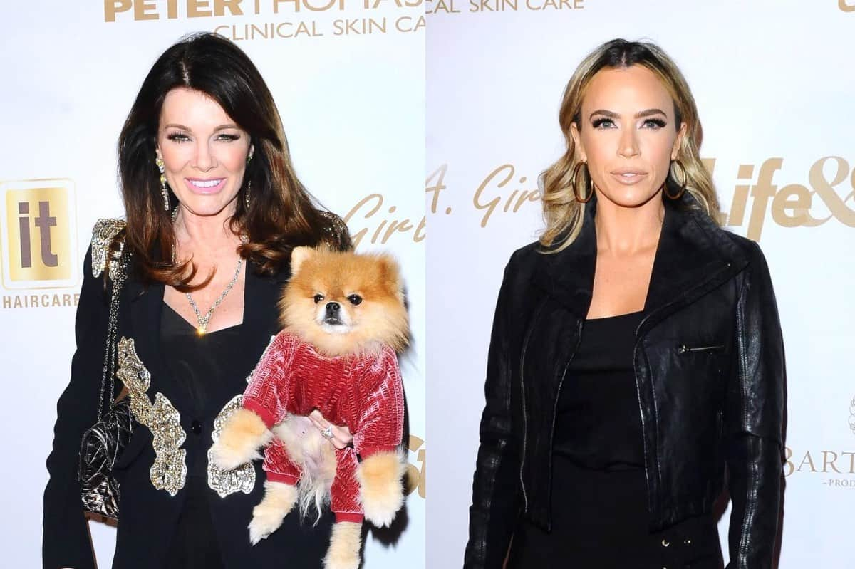 Lisa Vanderpump Shades Teddi Mellencamp Again After She's Fired Plus the Ex RHOBH Star Reacts to Fan Calling for the Same Fate forKyle, Lisa, Erika, and Dorit