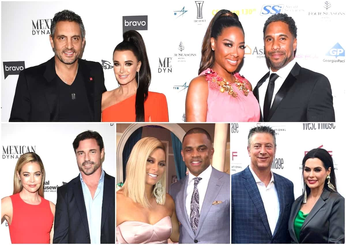 PHOTOS: Check Out the Top 10 Hottest Husbands of the Real Housewives Franchise Ranking and See Who Was Named as the #1 Guy! Plus Vote in Our Poll