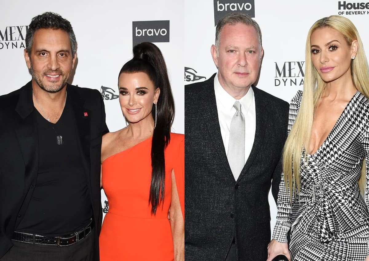 "PHOTOS: RHOBH's Kyle Richards and Dorit Kemsley Vacation Together in Mexico With Husbands Mauricio Umansky and Paul ""PK"" Kemsely, See the Fun Pics From Their Trip!"