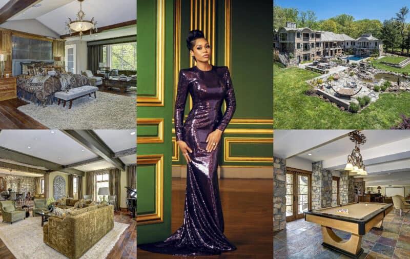 RHOP Monique Samuels House Collage
